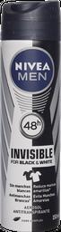 Nivea Men Desodorante Spray Invisible 150ml