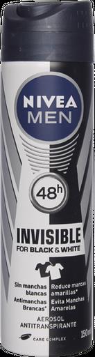 Deo.Nivea Inv.Power  For Hom.Spray X150C