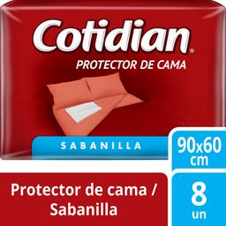 Cotidian Predoblado Sabanilla T Unic X 8 Und Unisex Driper