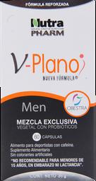 Deporte Y Dieta V-Plano Men F.Refor.Cap60