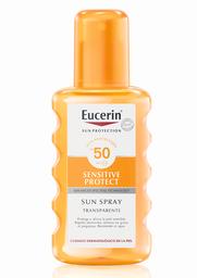 Protector Solar Sun Spray Spf50 Eucerin Fco X 200Ml