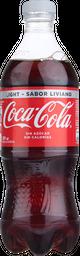 Bebestibles Coca Cola Light 591Ml