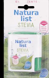 Endulzante Naturalist Stevia 500 Tab