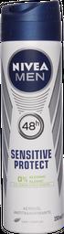 Desodorante Nivea Sensitive Protect 48 H 150 mL
