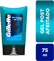 After Shave Gille.Gel Af.Sh P/Sen.75