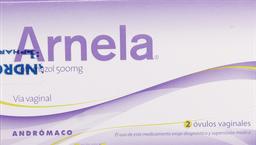 Antimicoticos Antiinfecciosos Arnela 2 ovulos 500Mg