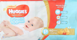 Infantil Huggies Pequeno X 40