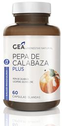 Vitaminas Y Minerales Gea Pepa Calab.Plus Cap60
