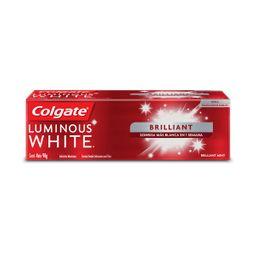 Pastas Dentales Colgate  Lumino.White 90G