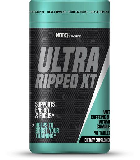 Ultra Ripped Xt Nutricion Deportiva Ntg Ult Cap 90