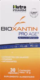 Belleza Mujer Farma Bioxantin Pro Age Cap. 30