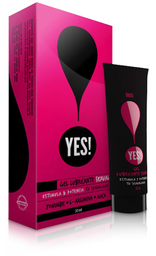 Lubricantes E Higiene Yes! Gel Lubricante Sexual 30M