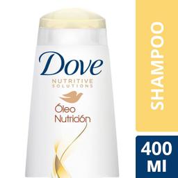 Shampoo Dove Sh.Nutr-Oleo 400Ml