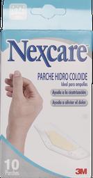Parches Nexcare Par.Hidrocolo.X10