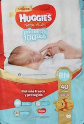 Recien Nacido Huggies Pri.100D.  Rnx40