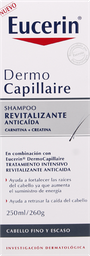 Shampoo Dermo Eucer.Capill.Sh.Revita250