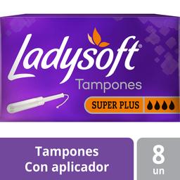 Tampones Ladysoft Tamp.Superplusx8