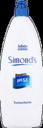 Jabon Liquido Simon.Jab.Crema Hum.850Ml