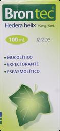 Antitusivos Y Antisepticos Bucales Brontec Jbe.35Mg/5Ml100Ml