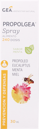 Vitaminas Y Minerales Propolgea Sp.Menta Sua30M