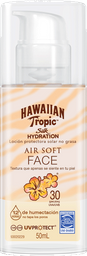 Protector Facial H.Tro.F30 Silk Hyd.Fac.50