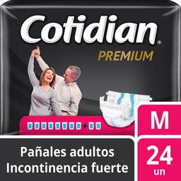 Pañales Adulto Cotidian Premium   Mx24