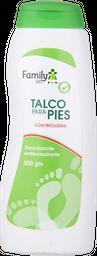 Talco Pies F.Set Talco Des.Pies 200G