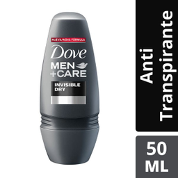 3x2 Dove Men Dove Desodorante Rollon Invisible Dry