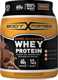 Nutrición Deportiva Bf Whey Protein Choc.900G