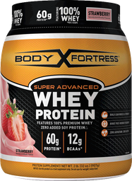 Nutrición Deportiva Bf Whey Protein Str.907Gr
