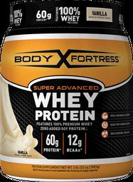 Nutrición Deportiva Bf Whey Protein Vani.900G