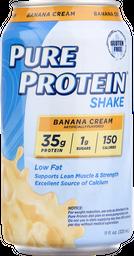 Nutrición Deportiva Pure Prot.Shake Banana325