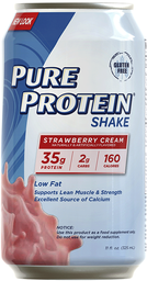 Nutrición Deportiva Pure Prot.Shake Frut.325M