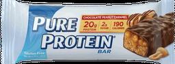 Nutrición Deportiva Pure Prot.Bar.Cho.Cara50G