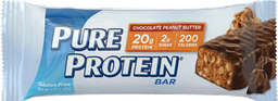 Nutrición Deportiva Pure Prot.Bar.Cho.Butt50G