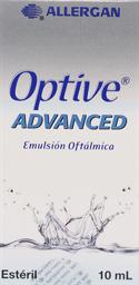 Medicamentos Oftamologicos Optive Advan.Emul.Oft.10M