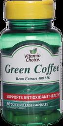 Deporte Y Dieta Vc Green Coff.Cap.400Mg60