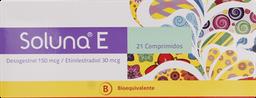 Anticonceptivos Soluna E Com.21