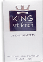 Fragancia King Of Seduction Antonio Banderas 1 ml