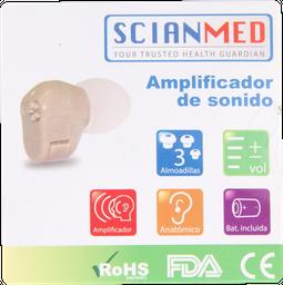 Accesorios De Oido Scianmed Amplificador Sonido Mp022