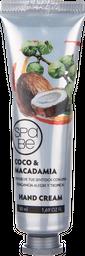 Spa Crema Manos Be Cr.Mano Macad&Coc.50Ml