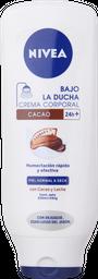 Hidratacion Corporal Nivea Cr.Ducha Cacao 250M