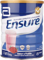 Suplementos Adulto Ensure Fos Pvo.Fruti.850G