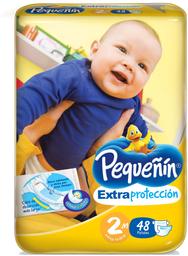 Infantil Pequenin Extpr. M X 48