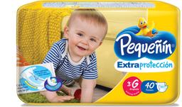 Infantil Pequenin Extpr. G X 40