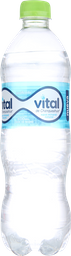 Vital C/Gas  600Ml