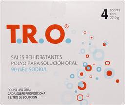 T R O Rehidr 90Meq Sbr 4