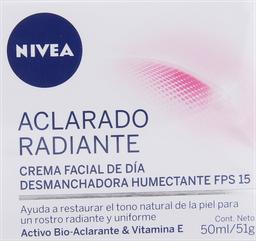 Tratamiento Cuidado Facial Nivea Cr.Acla.Radi.Di.50M