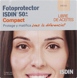Protector Facial Isdin Maq.Comp.F50+Arena