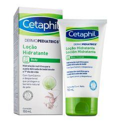 Cetaphil Dermopediatrics Locion Hidratante 150Ml